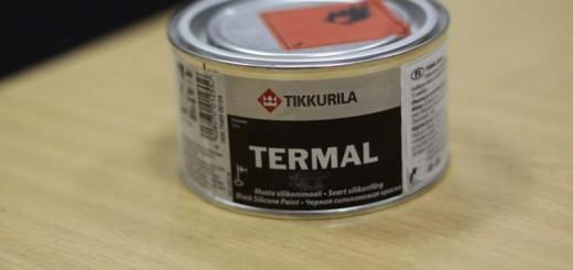 Краска termal