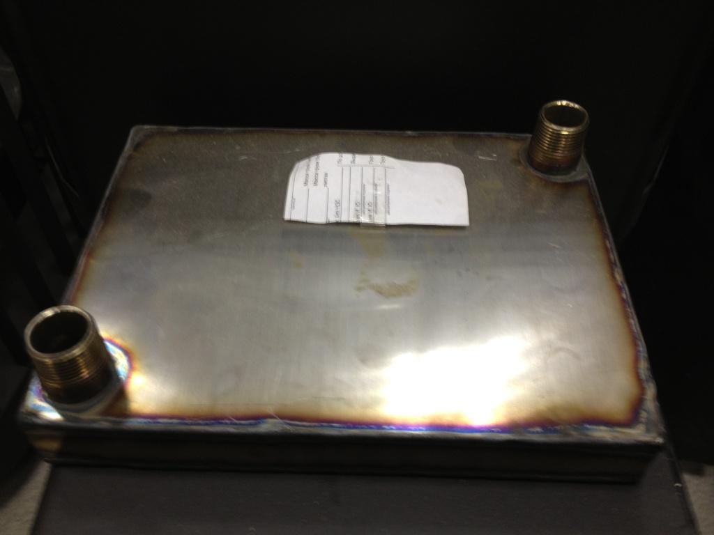 Теплообменник к печи везувий Кожухотрубный конденсатор ONDA C 41.305.2400 Биробиджан