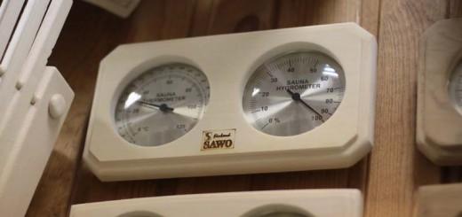 Термогигрометр ТНА-221 осина