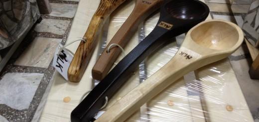 Черпаки деревянные LK