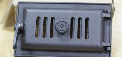 LK-333 дверца поддувальная 250х130 мм